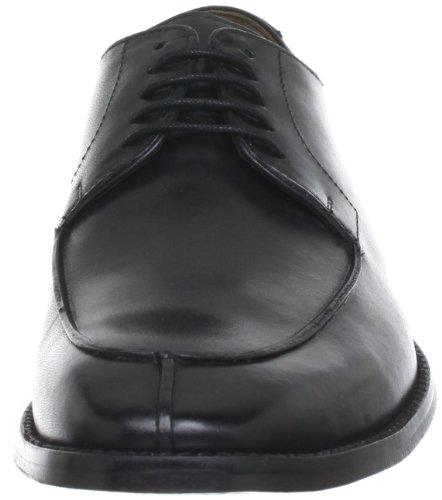 Manz 153001, Chaussures à lacets homme Noir/Schwarz