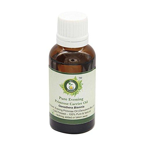 R V Essential Reines Nachtkerzen Trger L Oenothera Biennis 100 Reines Und Natrliche Kaltgepresste Pure Evening Primrose Carrier Oil
