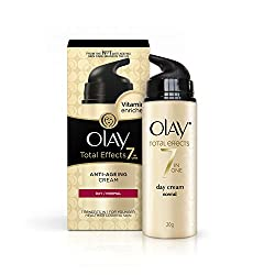 Olay Total Effects 7 in 1 Anti-Aging Skin Cream (Moisturizer) Normal, 20g