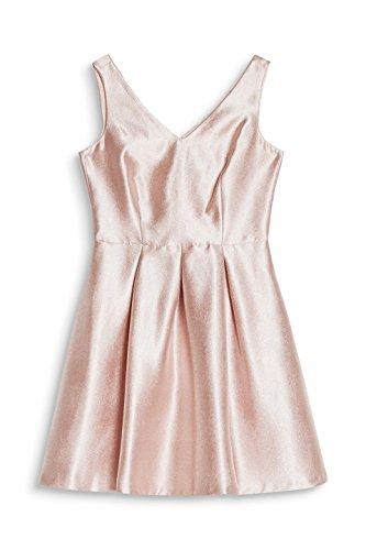 ESPRIT, Vestito Donna Rosa (Nude 685)