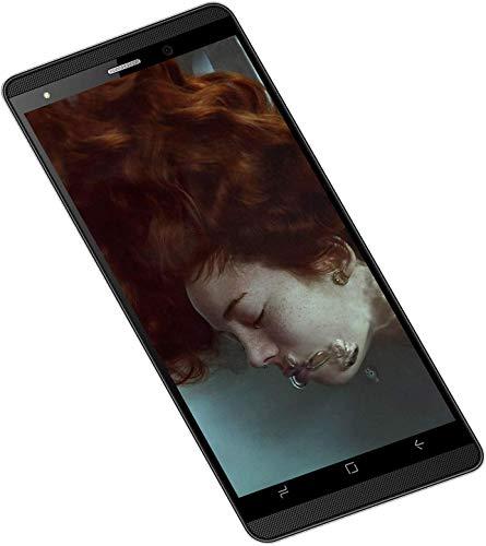 Moviles Libres Baratos4G,J3(2019)SmartphoneLibre5'16GBROM Android 7.0 4G 5MPCámara2800mAhBatería, 2xMicroSIM+1MicroSDMóvilesySmartphonesLibres(Negro)