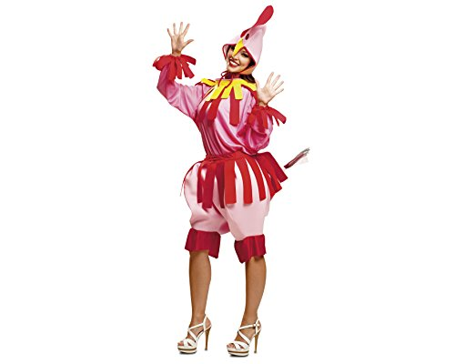 Imagen de my other me  disfraz de gallina, talla m l viving costumes mom01335