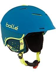 Bollé Casco de esquí Synergy Soft Blue, 58–61cm, 31181