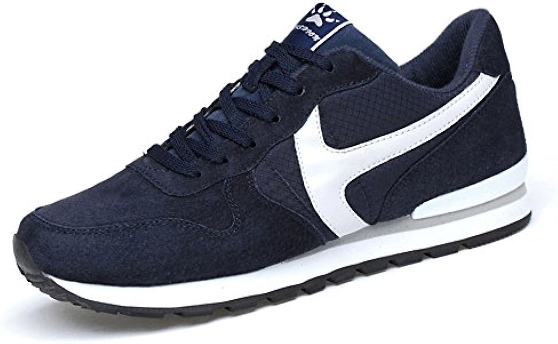 scarpe scarpe scarpe da ginnastica da Uomo, Scarpe Casual da Uomo Primaverili. (24.0-27.0cm) Tempo Libero   Buona Reputazione Over The World  0586a1