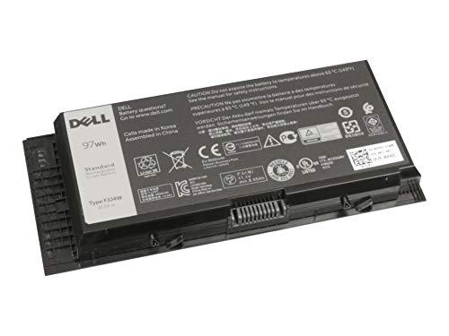Dell Akku 97Wh Original FJJ4W Precision M4600, M4700, M4800, M6600, M6700, M6800 (Laptop Akku Dell M6600)