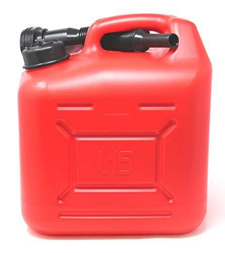 bootsshop in Bad Ischl Treibstofftank Benzinkanister 15 Liter 43600