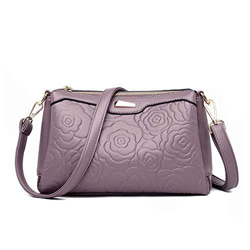 Pu Taschen Frauen Taschen Mode Mittleren Alters Frau Mama Taschen Große Kapazität Schulter Messenger Bag Handtaschen