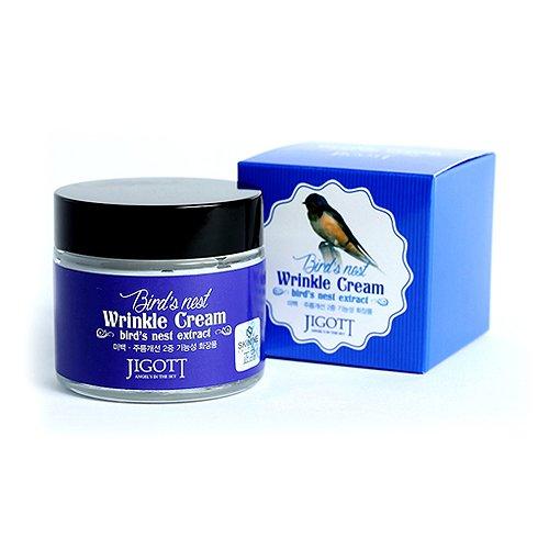 Jigott - Birds Nest Wrinkle Cream - Anti Falten Creme - Lifting / Whitening für Männer und Frauen - Hautcreme - Tagescreme - Gesichtspflege - Hautpflege - Feuchtigkeitscreme - Aufhellungscreme