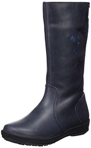 GarvalinAmble - Stivali Bambina, Blu (Azul Marino (Kaiser)), 30