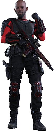Hot Toys Movie Masterpiece - Suicide Squad - Deadshot Exclusive Edition