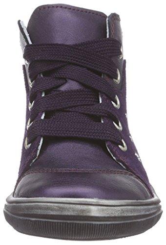 Richter KinderschuheDandi S - Sneaker per neonati Bimba 0-24 Viola (Violett (blackberry  7500))