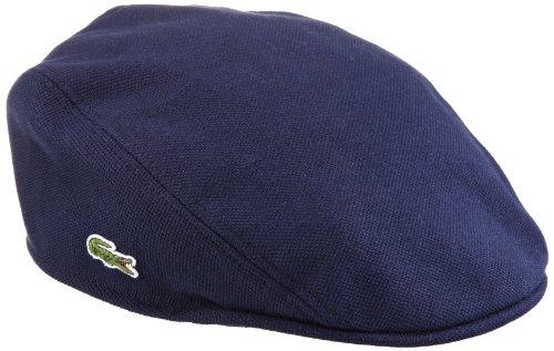 Lacoste Herren Cap RK0345-00, Gr. 57 (M), Blau (166)
