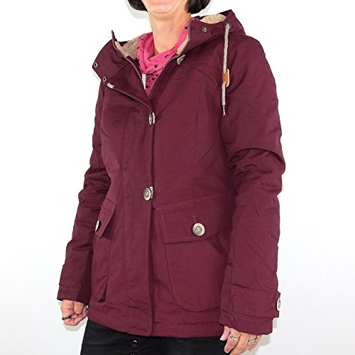 Samantha ragwear veste pour femme Rouge - Mahagony