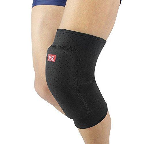 Kuangmi Kniebandage Übung Sport Schutz kneepad Guard Pad XL