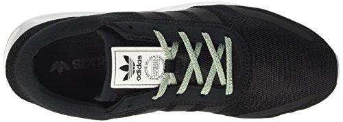 Mocassini Adidas Men Los Angeles, Grigi, Taglia Unica Nero (nucleo Nero / Nucleo Nero / Bianco Ftwr)