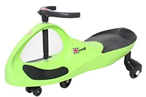 Ukayed ® Amazing Ride on Swing Car New Improved Model Sit on kids Todlers Car(various Colours) (Green)