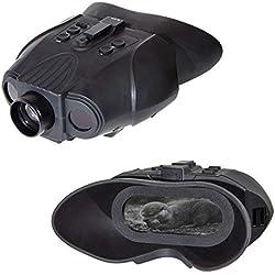 Nightfox 120R Pantalla panorámica batería Digital Gafas de visión Nocturna por Infrarrojos de grabación-3x 20