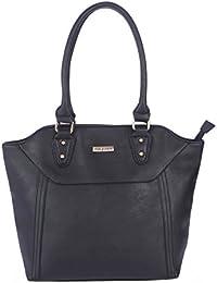 FUR JADEN Women's Handbag( Black,H219_Black)