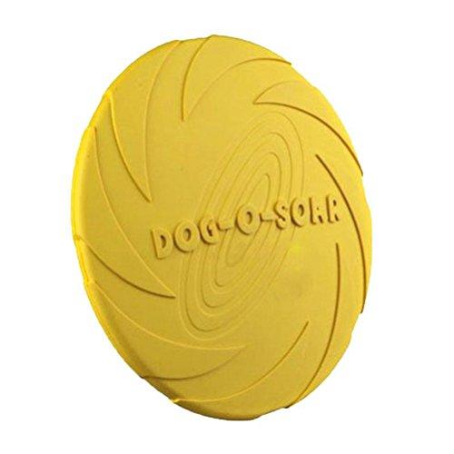OULII Dog Disc Frisbee für Hunde Haustiere
