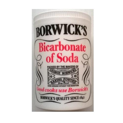 Borwicks de bicarbonate de soude 4 x 100 g