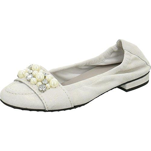 Kennel & Schmenger 51.10670.456, Ballerine donna Bianco