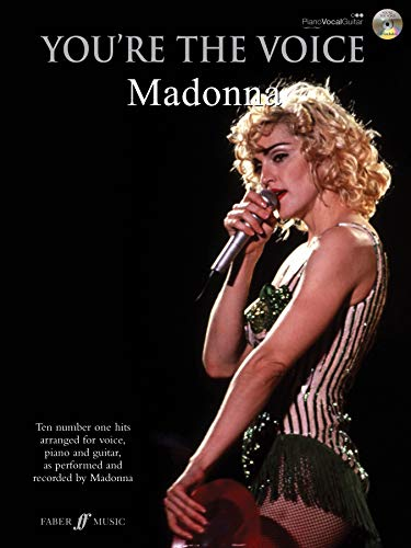 You\'re The Voice: Madonna: (Piano/ Vocal/ Guitar)