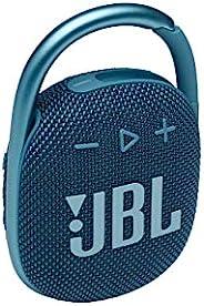 مكبر صوت مقاوم للماء محمول JBLCLIP4BLU - ازرق