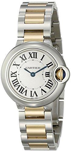 Cartier W69007Z3 - Reloj para mujeres color platead