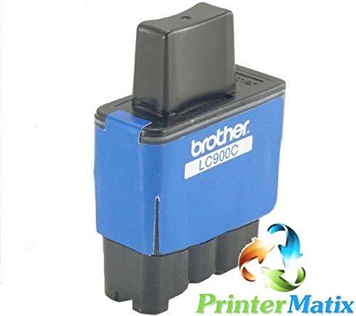 BROTHER LC-900C CIANO DCP 315CN/340CW/FAX 1840C/MFC 620CN CARTUCCE COMPATIBILI Confezione