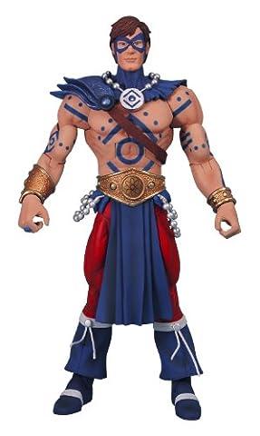 DC Universe Classics The Atom Indigo Lantern Collectible Figure