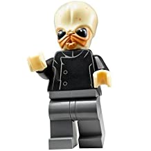 LEGO Star Wars Minifigure Bith Musician from Mos Eisley Cantina Band (75052) by LEGO