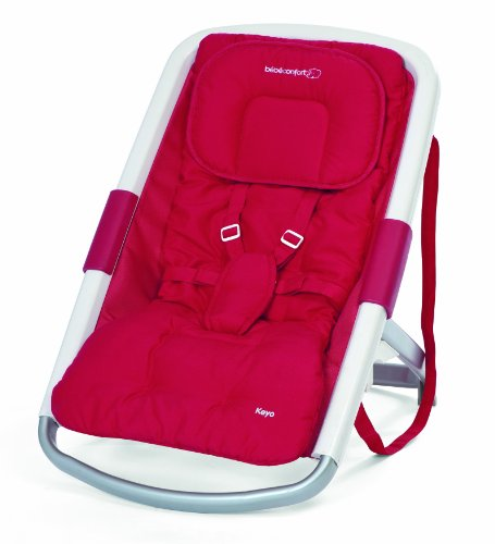 Bebeconfort 28323860 - Sdraietta Keyo, Bouncer, collezione 2012, colore: Rosso