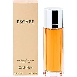 Calvin Klein Escape Eau de Parfum Vaporisateur/Spray for Women 100 ml