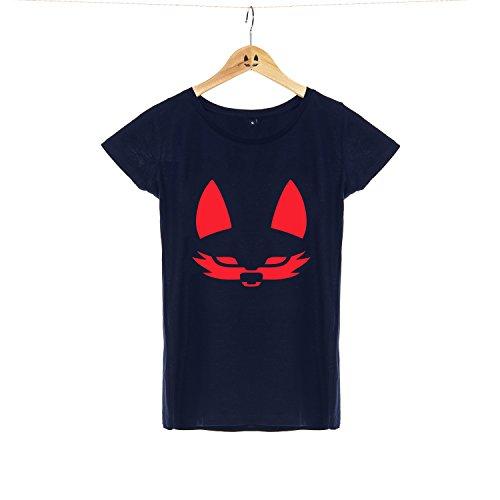 beginner-fuchs-logo-girl-shirt-navy