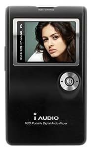 iAudio X530L-30GB MP3/4 Player-Black