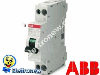 Abb-entrelec sn201l-c25 - Interruptor automático magnetotermico