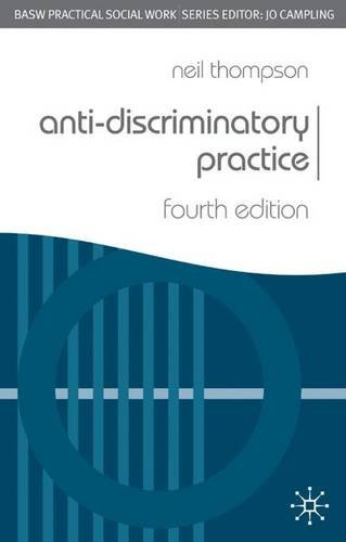 anti discriminatory practice 5 essay Learn more about anti-lgbtq discrimination in the workplace too few americans are protected from workplace discrimination based on gender human rights campaign.