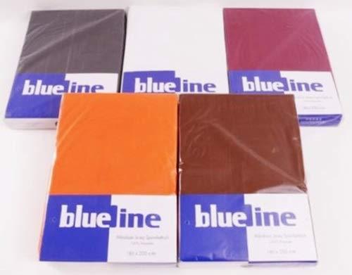 Schwar Textilien Jersey Microfaser Spannbetttuch Spannbettlaken Bettlaken 180/200x200cm 5 Farben