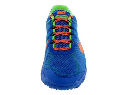 Nike Zoom Wildhorse Laufschuhe Herren blau/neongelb
