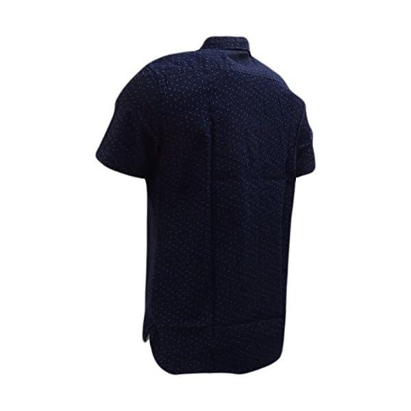 Levi's – Camisa Casual – Lunares – Clásico – Manga Corta – para Hombre