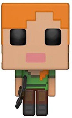 Funko 26384 Pop Vinylfigur Games Minecraft Alex