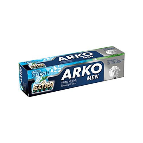ARKO Rasier-Creme - 100gr (Ice Mint)