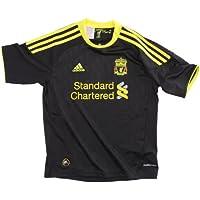 differently 6a1ee a869c adidas LFC 3 JSY Y Liverpool FC Trikot Third Fußball Jungen Schwarz
