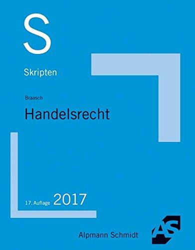 Skript Handelsrecht: 2017
