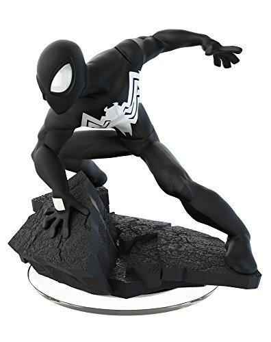Disney Infinity 3.0 - Marvel Figura Black Suit Spiderman 2
