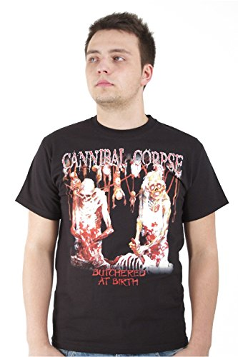 Cannibal Corpse, Butcher Ered at Birth nero s