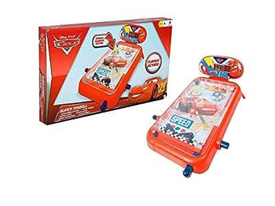 Disney Cars Pinball Game