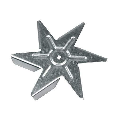 ORIGINAL Flügel für Heißluft Ventilator Universal Backofen Gorenje 617771