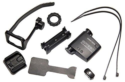 Cateye Strada RD300 Magnet Und Anbauteile, schwarz, S