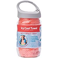 Upper Canada Soap Icy Cool Towel, Orange by Upper Canada Soap preisvergleich bei billige-tabletten.eu